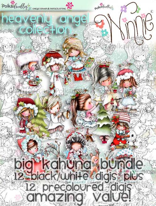 Big Kahuna Winnie Angel FULL download bundle
