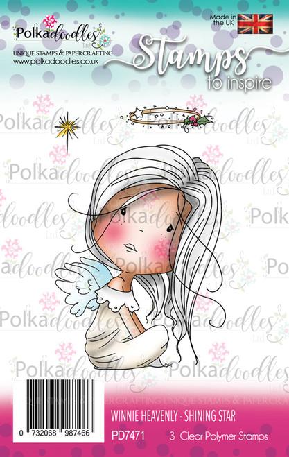 Shining Star - Winnie Heavenly Clear Stamp set