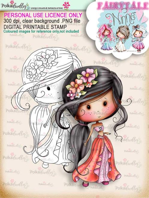 Winnie Fairytale Faraway digi stamp download
