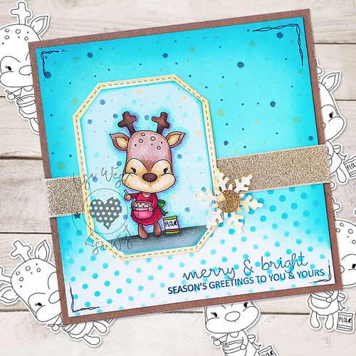 Dazzle Baking - Too Cute digital papercrafting download