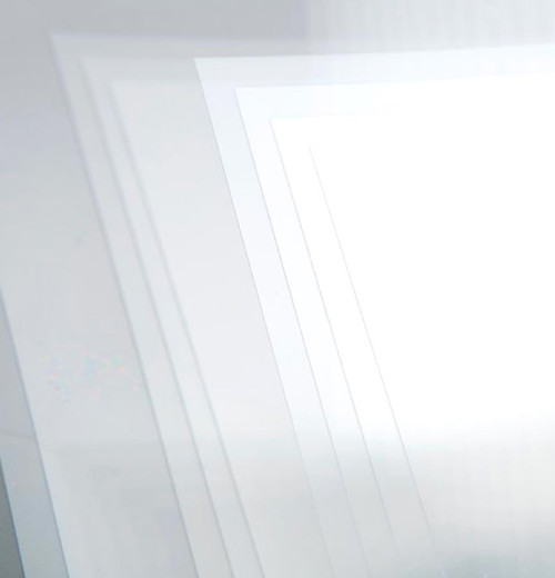 Heat Resistant Acetate pack - 5 sheets