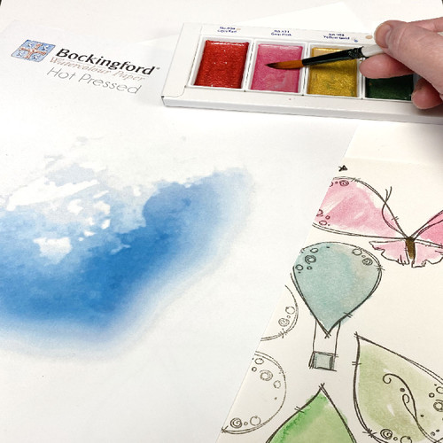 Nikky's Favourite Watercolour card pack
