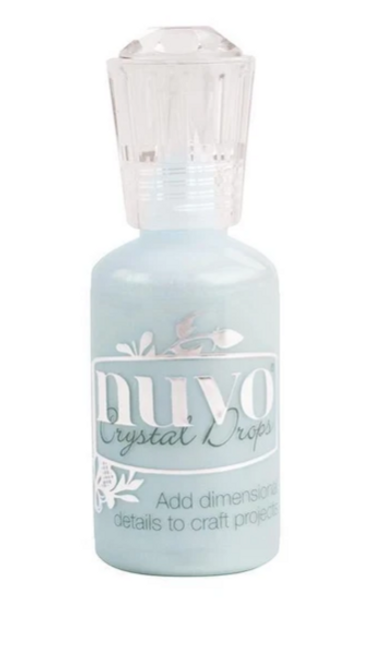 Nuvo Crystal Drops- Blue Babe