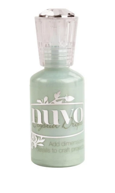 Nuvo Crystal Drops- Neptune Turquoise