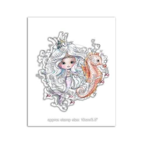 MERIBELLE SEAHORSE - Clear Stamp