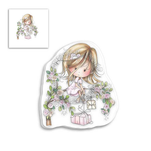 Winnie Clear Stamp - Gifts Galore