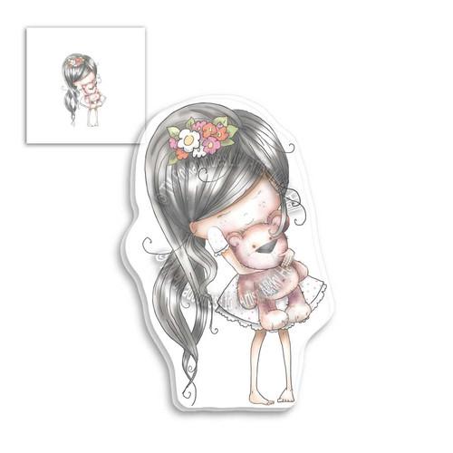 Winnie Clear Stamp - Big Hugs