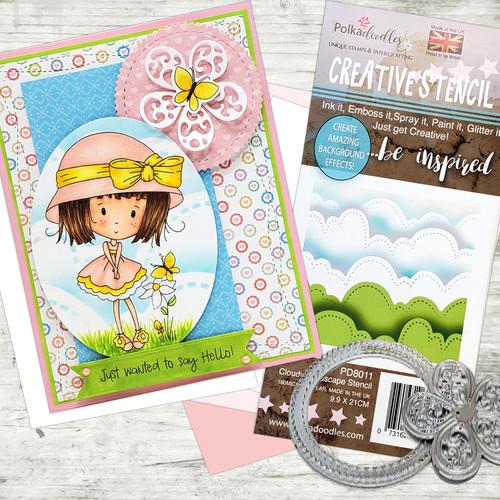 Sunshine Delight Cutest (COLOUR) - Winnie Sunshine Delights digi scrap printable download
