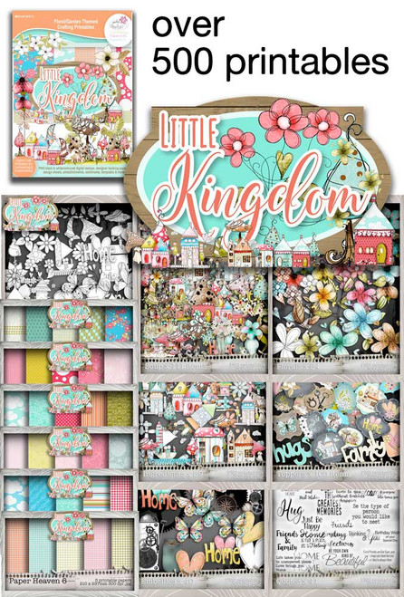 Little Kingdom - printable download collection