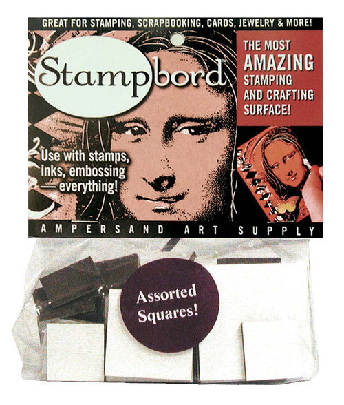 Stampbord - Assorted squares (STSQAST)