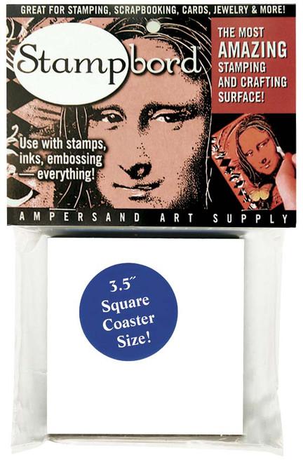 Stampbord - Square Coaster (4 pack) (STAMPBD04)