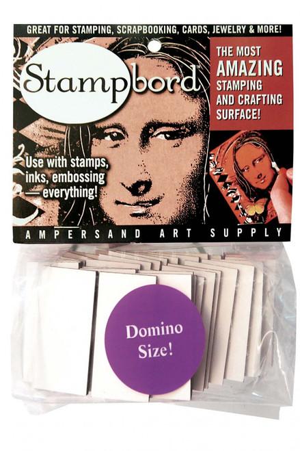 Stampbord - Domino size (STBAG-DOMINO)