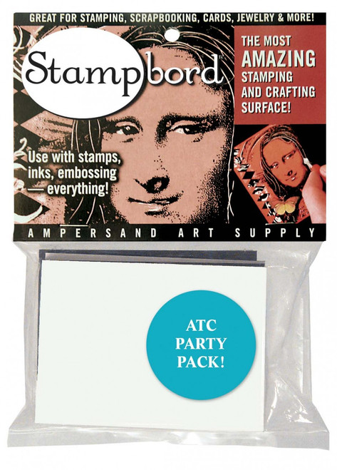 Stampbord - ATC size (Party pack) (STATCPARTY)