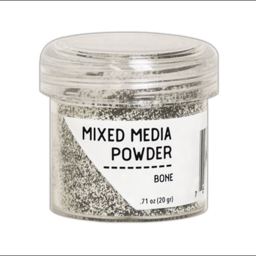Bone Mixed Media Embossing Powder  - Ranger