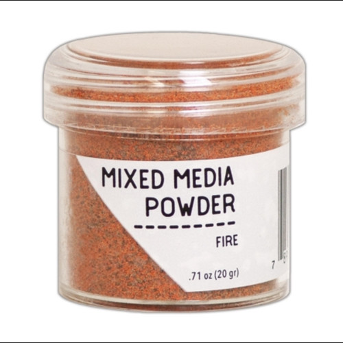 Fire Mixed Media Embossing Powder - Ranger (EPM63995)