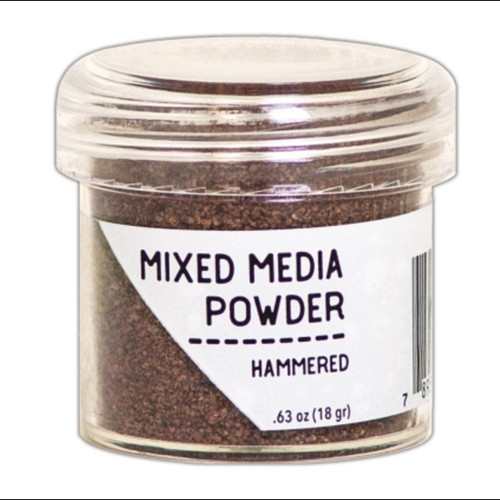 Hammered Mixed Media Embossing Powder - Ranger (EPM64008)