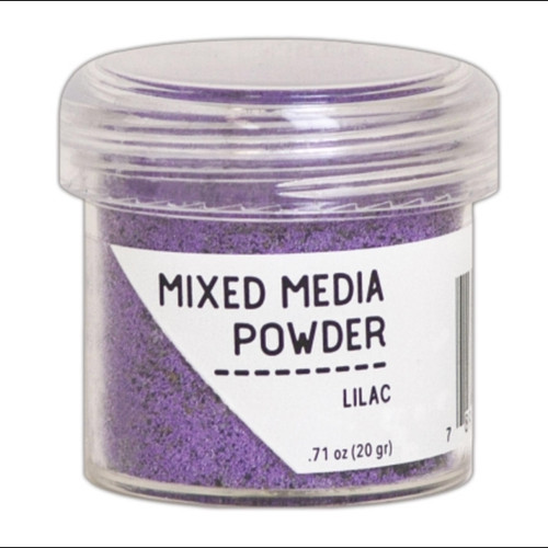 Lilac Mixed Media Embossing Powder - Ranger (EPM64015)
