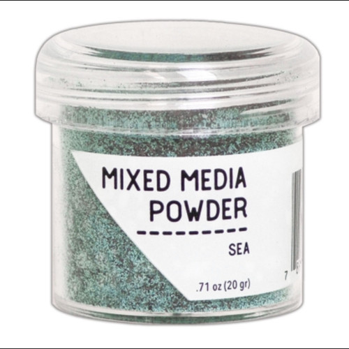 Sea Mixed Media Embossing Powder - Ranger (EPM64053)