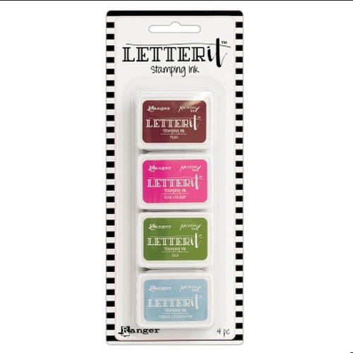 Letter It - Stamping Ink Set 2 (LEI59592)