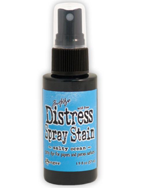 Tim Holtz Distress Stain Spray ink - Salty Ocean