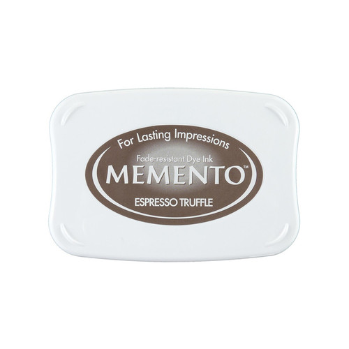 Espresso Truffle Memento Ink Pad