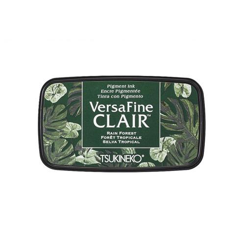 Rain Forest Versafine Clair Pigment Ink Pad