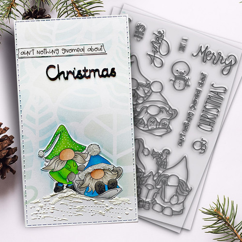 Gnomeazing Christmas stamp set (PD8096A)