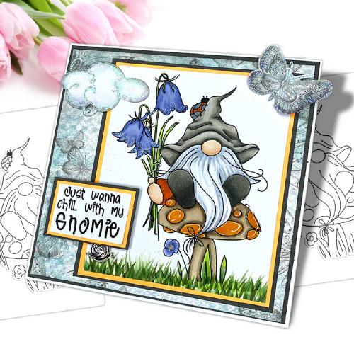 DLPD8354B Gnometastic Bluebells - digital stamp printable download with free SVG DXF file.jpg