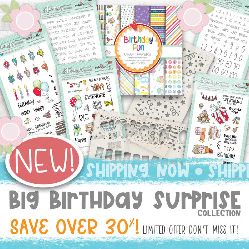 Big Birthday Celebrations Bundle