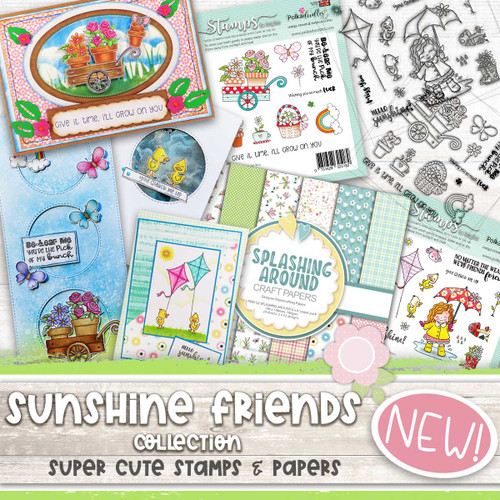 Sunshine Friends Stamp & Paper collection