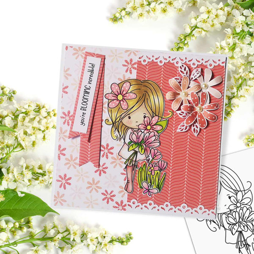 Summer Dreams Winnie - printable downloads with free SVG /DXF files