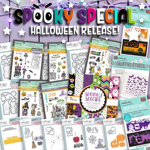 Go Batty Halloween Collection