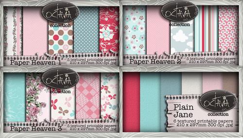 Octavia Moonfly - Paper Heaven Paperholic Digital Craft Download