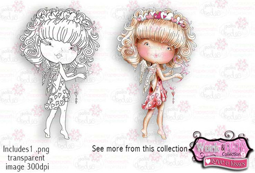 Cupid digital craft download.