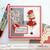 Ruby Oo-la-la - black/white digi stamp download