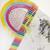 Little One - baby Sparkle Unicorn digi stamp download