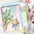 Too Cute Owl Love digital papercrafting download