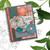 Agnes Elephant Balloon - Precoloured digi stamp, SVG/DXF Cutting File