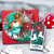 Too Cute Winter Wonders Bears & Elephants Bundle - precoloured Christmas Holiday Too Cute digital stamp downloads including SVG files