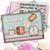 """Cutie Pie 4 x 4"""" stamp set (PD8116)"""