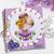 Dancing Queen - Honeypie (precolored light skintones)- printable downloads with free SVG /DXF files