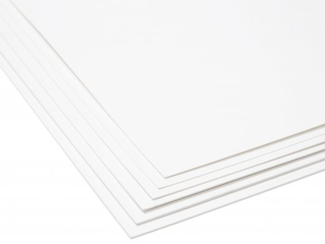 Watercolour smooth Bristol Board 250gsm White - 20 sheets