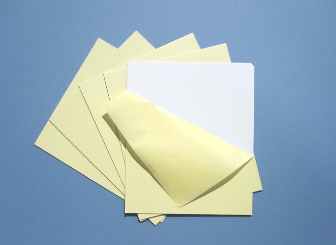 Self-adhesive Printable A4 paper for die-cutting etc
