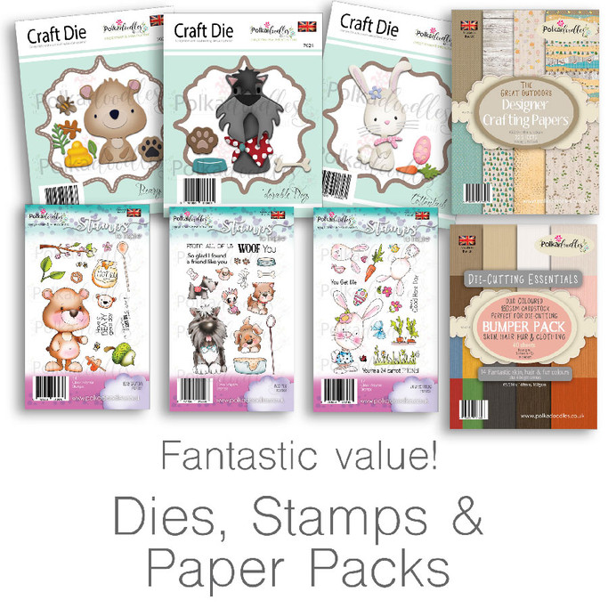 Great Outdoors/Critters Cardmaking Collection