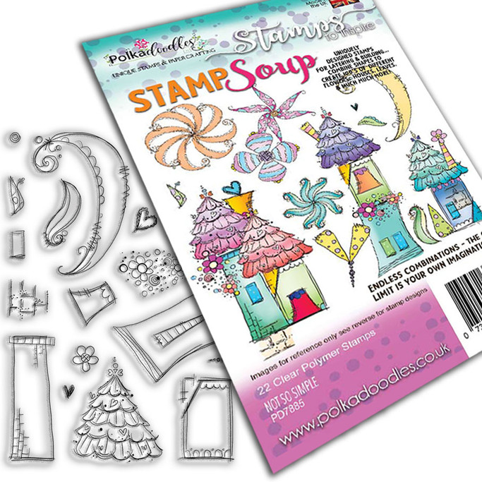 Not So Simple - Stamp Sou