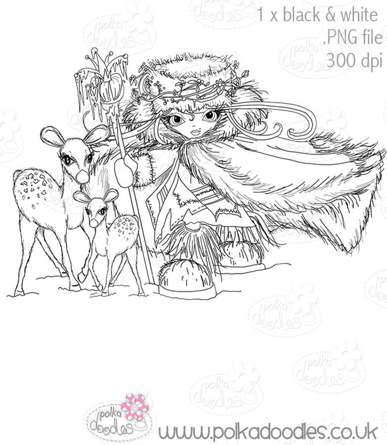 Wandering Star - Octavia Frosted Winter - Digital CRAFT Download