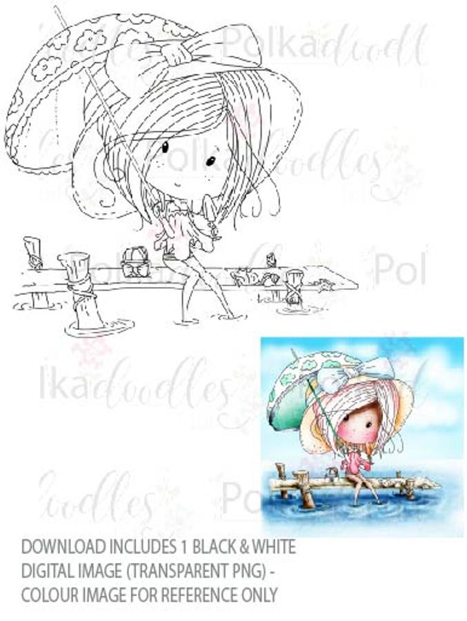 Winnie Starfish/Sandcastles - Sitting on the dock DOWNLOAD