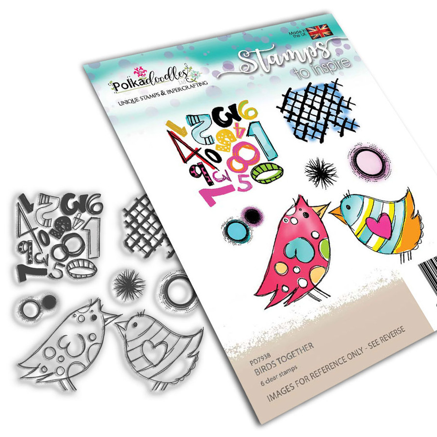 Birds Together Stamp set