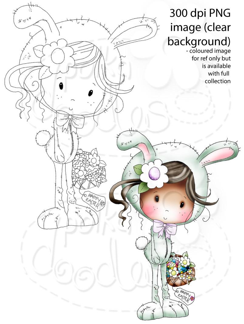 photo regarding Happy Easter Printable titled Winnie Sugar Sprinkles Springtime - Joyful Easter! - Printable Writing Electronic Stamp Craft Sbooking Obtain