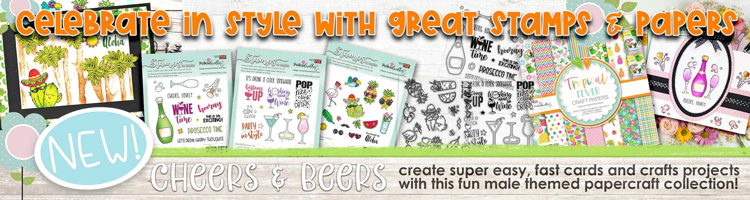 see more cheers and beers papercrafting collection